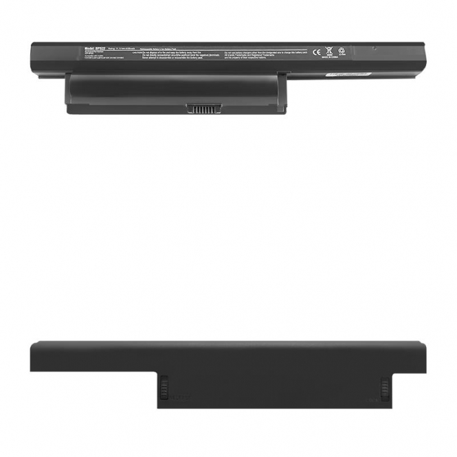 Nešiojamo kompiuterio baterija Qoltec Sony VGP-BPS22 VGP-BPS22A | 11.1 V|4400mAh