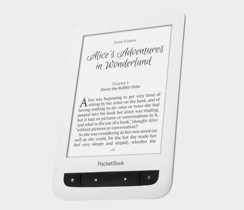 E-Reader | POCKETBOOK | Touch Lux 3 | 6"