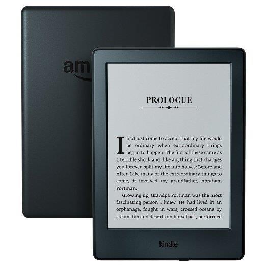 eSkaityklė Amazon Kindle 8 Touch, 6'', WiFi, [Sponsored]