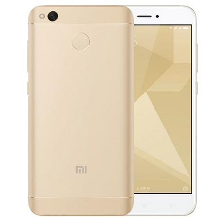 Smartphone | XIAOMI | Redmi 4X | 32 GB | Gold | WiFi | 3G | LTE | Screen  5"