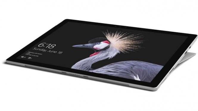 "Planšetinis kompiuteris  Surface Pro 12.3"", 2736x1824, Core i5-7300U  2.6GHz, 4096MB/128GB SSD, WLAN"