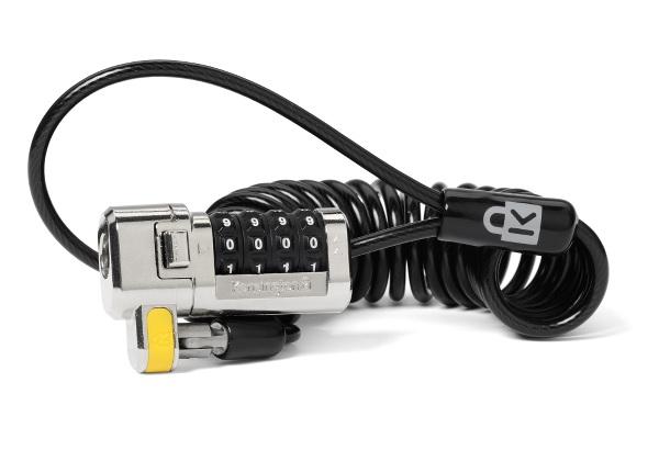 Apsauginis užraktas Kensington ClickSafe Portable Combo Lock