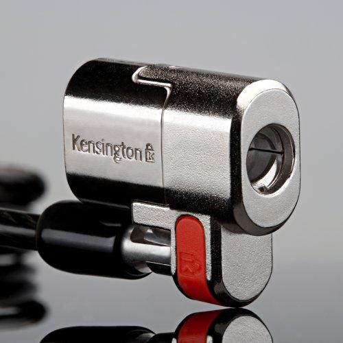 Apsauginis troselis Kensington ClickSafe™ Twin neš. kompiuteriams, su raktu