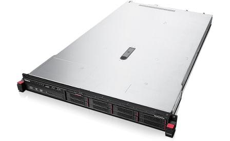 Serveris Lenovo RD350 Xeon E5-2620V3/16GB/2x600GB SAS/RAID 500/DVD/2xGbE/IMM basic/1+0 750W PSU/1U rack