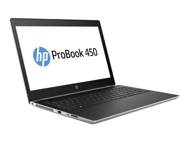 "Nešiojamasis kompiuteris Probook 450 G5 Core i5-8250U 1.6GHz/4096MB/128GB SSD/15.6"" FHD(1920x1080)/WLAN/W10P"