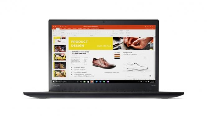 """Nešiojamasis kompiuteris ThinkPad T470s Core i5-7200U 2.5GHz/8192Mb/256GB SSD/14"""" FHD(1920x1080)/WLAN/W10P"""